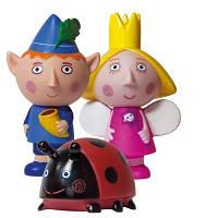"""Набор игрушек-брызгунчиков """"Маленькое королевство Бена и Холли"""" - ДРУЗЬЯ (3 фигурки)"""