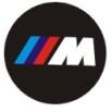 Колпачки на ниппеля ,золотники c лого BMW БМВ M Power