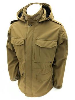Куртка М-65 М софтшелл