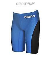 Стартовые гидрошорты Arena Powerskin Carbon Flex VX Jammer (Imperial Blue/Dark Grey)