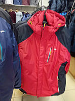 Зимняя  спортивная мужская термокуртка PLX
