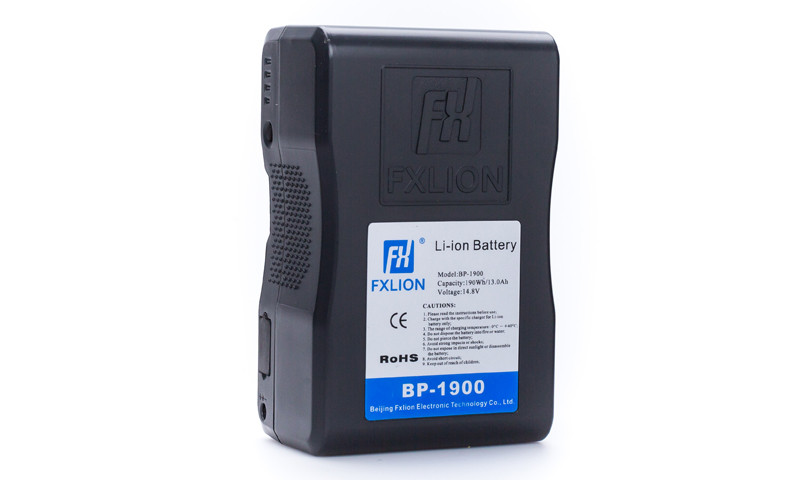 Аккумулятор FXlion BP-1900 190Wh Classic V Mount Battery (BP-1900)