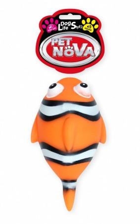 Іграшка для собак Рибка Немо Pet Nova 13.5 см