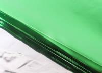 Пленка металлизированная зеленая (односторонняя)