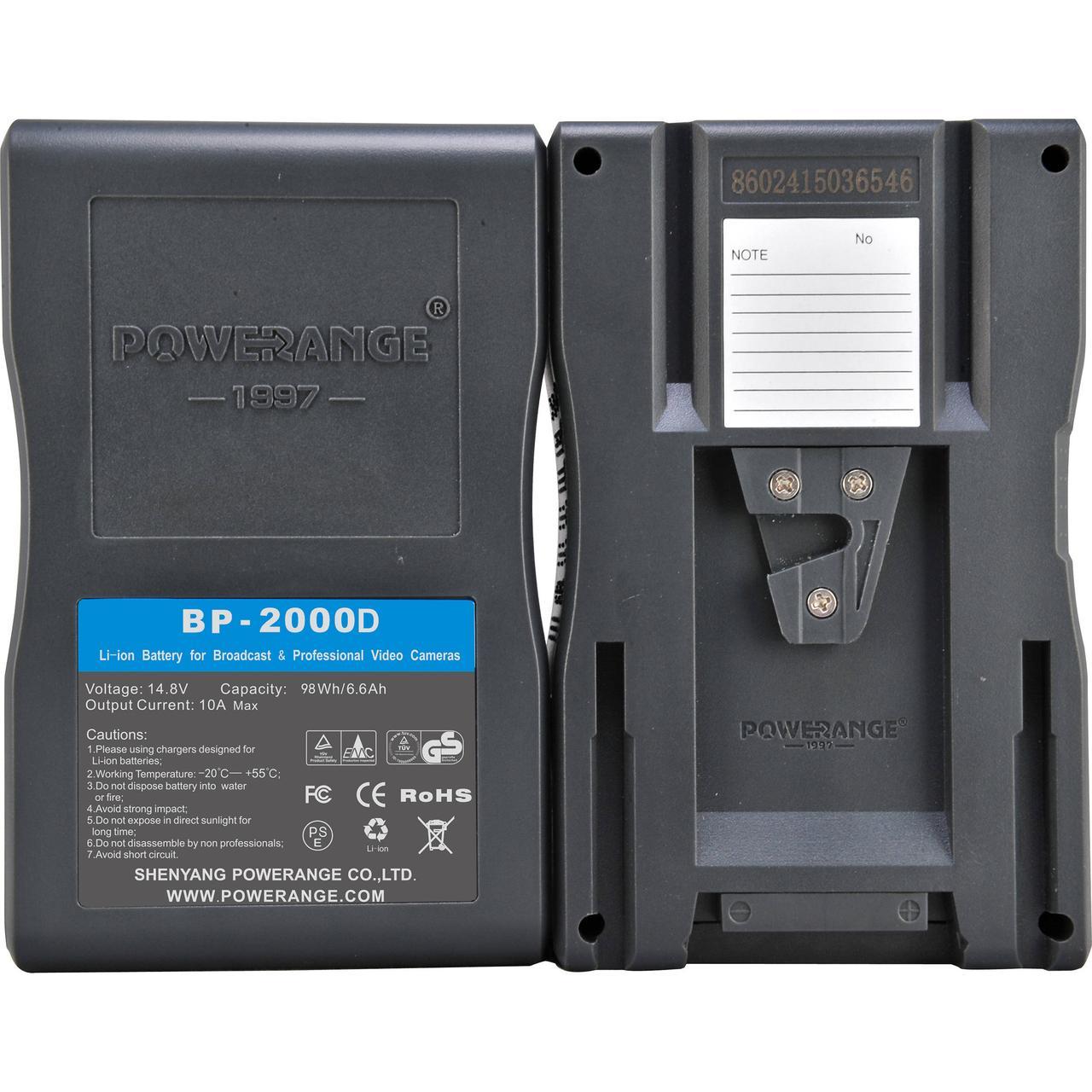 Аккумулятор FXlion BP-2000D 98Wh Classic V Mount Battery (BP-2000D)