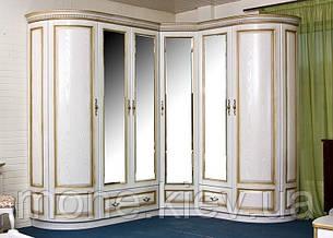 """Шкаф в спальню """"Венера""""угловой, фото 2"""
