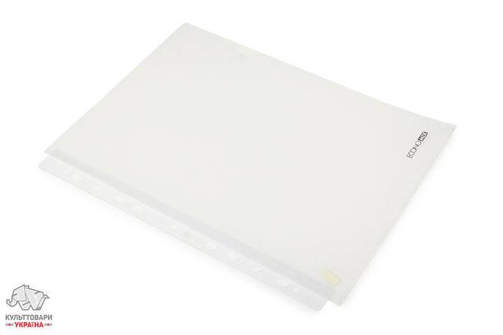 Папка-уголок Economix А4 пластиковый цвет ассорти Арт. E31153-00