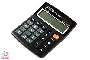 Калькулятор Citizen 12 разрядов Арт. SDC-812BN