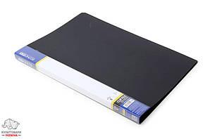 Папка с прижимом Economix А4 Clip B пластик цвет ассорти Арт. E31202