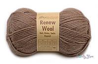 Fibranatura Renew Wooll, №102, беж меланж