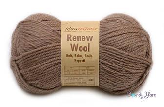 FibraNatura Renew Wool, №102 беж меланж
