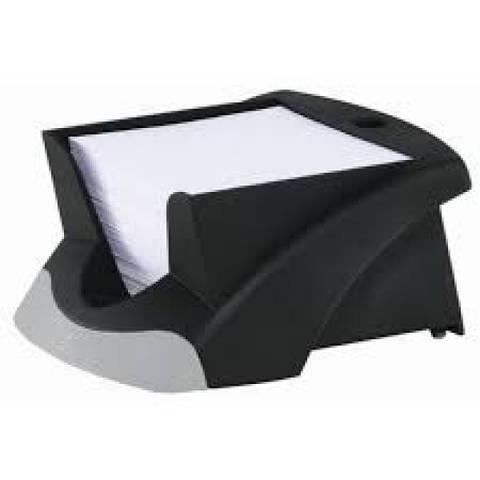 Бокс для бумаги Durable Vegas пластик серо-черный Арт. 7714-01