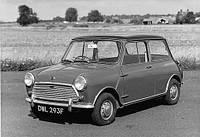 Austin Mini Mk