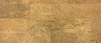 Напольная клеевая пробка Плаза, 6мм, шлифовка