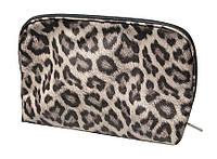Косметичка с леопардовым принтом TITANIA 7767