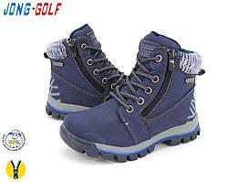 Зимние ботинки на мальчика разные цвета 32-37рр. Jong Golf