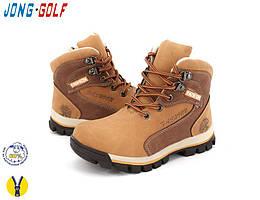 Зимние ботинки подростковые на мальчика 32-37рр. Jong Golf