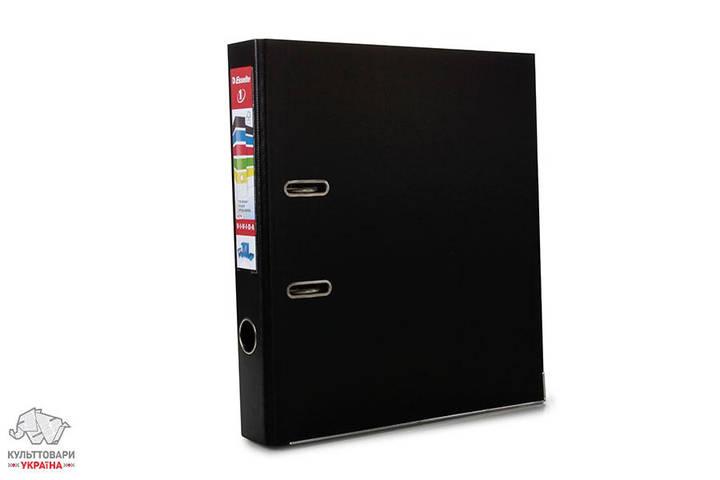 Папка-регистратор 5 см Люкс Esselte А4 черный Арт. 811470