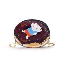 Модная сумочка Пончик