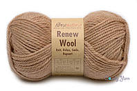 FibraNatura_Renew Wool_Бежевый_№101