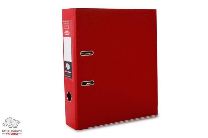 Папка-регистратор 7 см Культтовары Украина А4 цвет красный