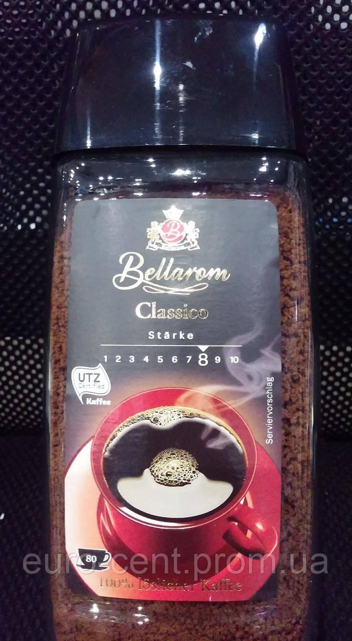 Кофе гранулированный Bellarom Classico Starke-8 200г