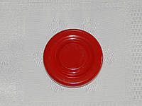 Крышка закаточная твист-офф размер 43 мм красная