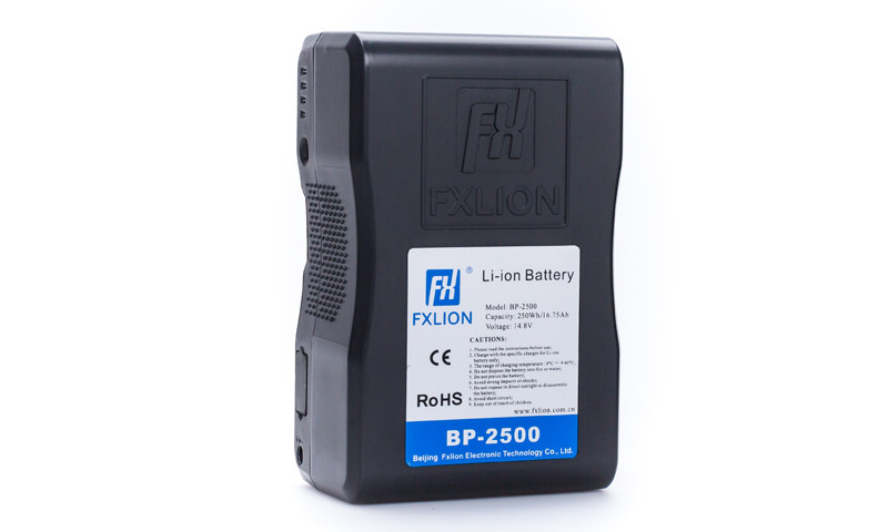 Аккумулятор FXlion BP-2500 250Wh Classic V Mount Battery (BP-2500)