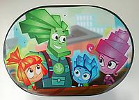 Защитная подложка  на стол во время трапезы и детского творчества в школу, детский сад, для дома, 28см*40см