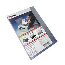 Обложка для переплета Agent  А4 180-200 мкм пластик прозрачный бесцветный Арт. 1510280