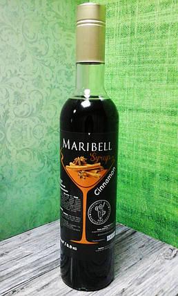 Сироп барный тм «Maribell» Корица, фото 2