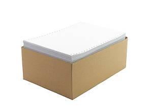 Бумага перфорированная однослойная Super Lux 210 мм 60 г/м2 1700 листов