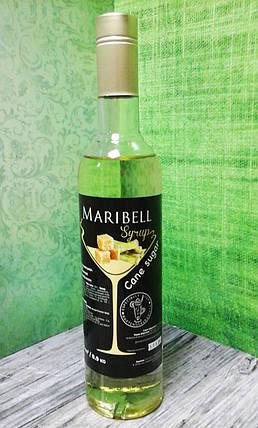 Сироп барный тм «Maribell» Тростниковый сахар, фото 2