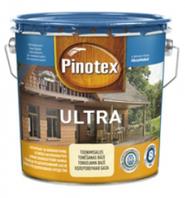 Высокоустойчивое средство для защиты древесины PINOTEX ULTRA (3л.)