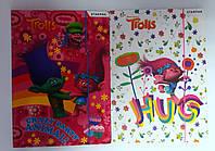 Папка картонная На резинках Trolls 358845 Starpak Польша