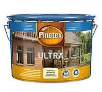 Высокоустойчивое средство для защиты древесины PINOTEX ULTRA (10л.)
