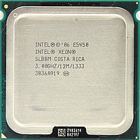Процессор Intel Xeon E5450 (12 МБ кэш-памяти, тактовая частота 3,00 ГГц, частота системной шины 1333 МГц)