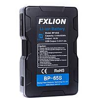 Аккумулятор FXlion BP-65S 65Wh Cool Black V Mount Battery (BP-65S), фото 1