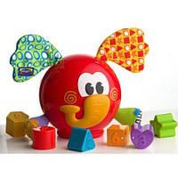 Развивающая игрушка сортер «Слоненок» от Playgro