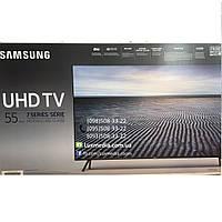 Телевизор Samsung UE55MU7052 (Ultra HD 4K, PQI 2300Гц, Smart, Wi-Fi, Contrast Enhancer, HDR 1000, DVB-C/T2/S2)