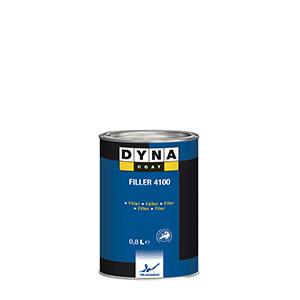 Грунт автомобильный Dyna Coat Filler 4100 Grey   0.8л