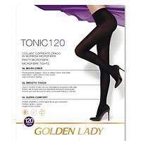 Плотные колготки 120 ден  Golden Lady Tonic