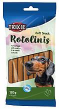 Лакомство Rotolinis с птицей для собак