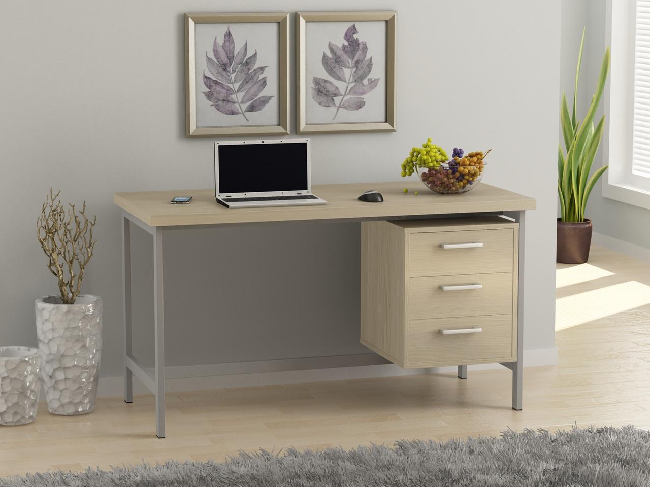 Стол письменный в стиле лофт Лофт L-45 Loft Design