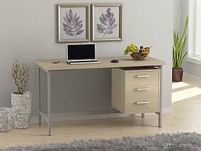 Стол письменный в стиле лофт Лофт L-45 Loft Design, фото 2