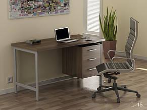 Стол письменный в стиле лофт Лофт L-45 Loft Design, фото 3