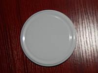 Крышка закаточная твист-офф размер 53 мм белая