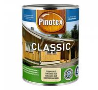 Эффективное средство для защиты древесины с декоративным эффектом  PINOTEX CLASSIC (1л.)
