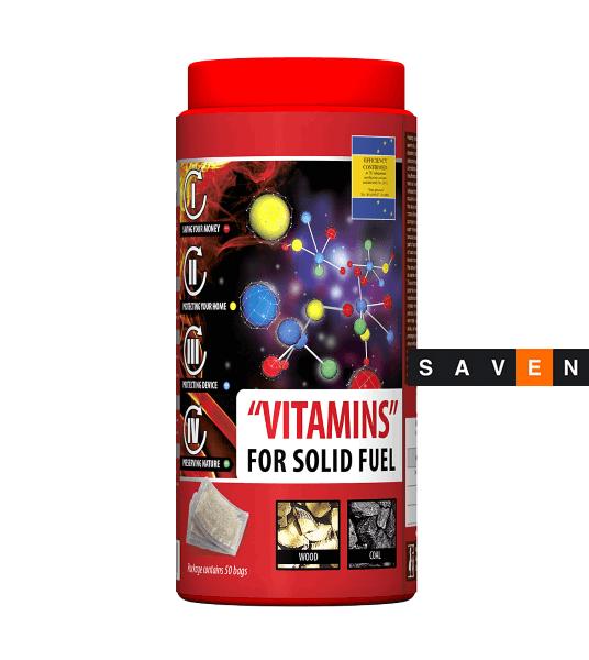 """Витамины"" для твердого топлива HANSA 1 кг"