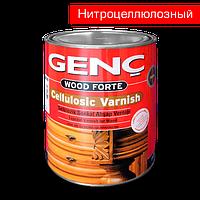 Нитроцеллюлозный лак шелковисто-матовый Cellulosic Varnish. 0,85 кг